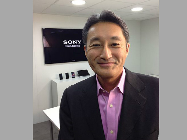 Sony Chief Thanks Supporters After 'Vicious' Cyber Attack