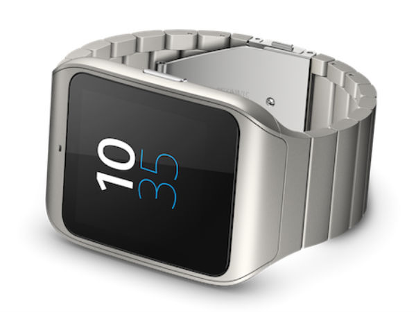 CES 2015: Sony Introduces New Wearables