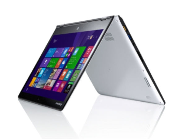 CES 2015: Lenovo Launches Yoga Tablets and Convertibles