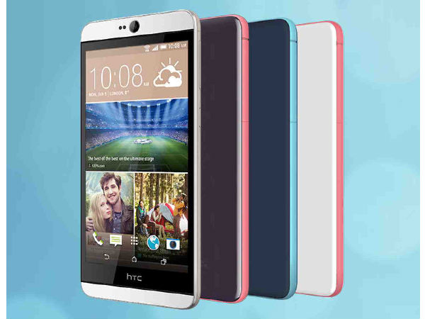 HTC Desire 826: New Android Lollipop Smartphone With 4-UltraPixel