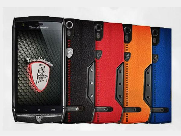 Tonino Lamborghini 88 Tauri: Monstrously Expensive Android smartphone
