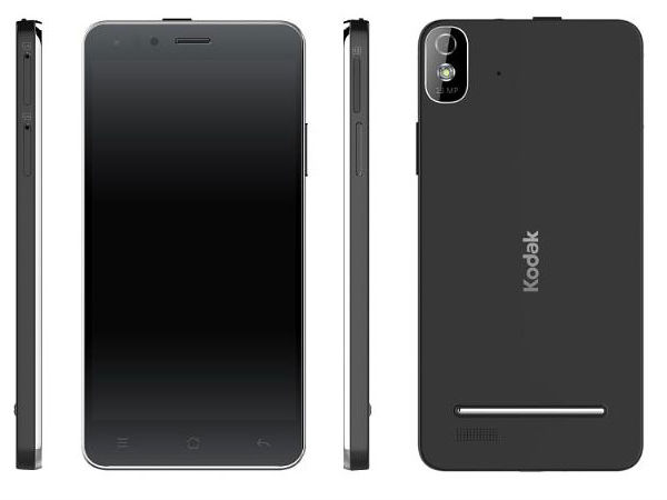IM5: Kodak Launches its First Android Smartphone with 13MP camera