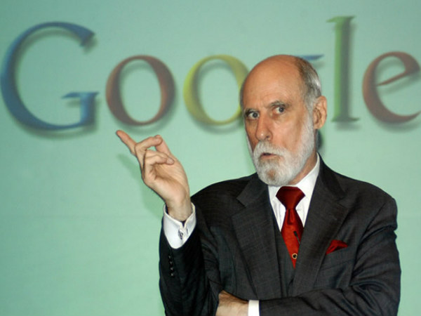 Google Ready to Help in Digital India Project: Vinton Cerf