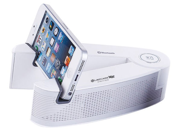 Lapcare YO! LBS999 Speaker with NFC, Bluetooth Launched at Rs 3,997