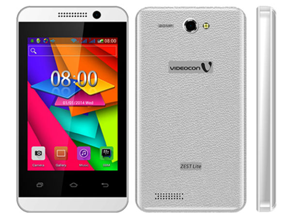 Videocon Launches New Smartphones