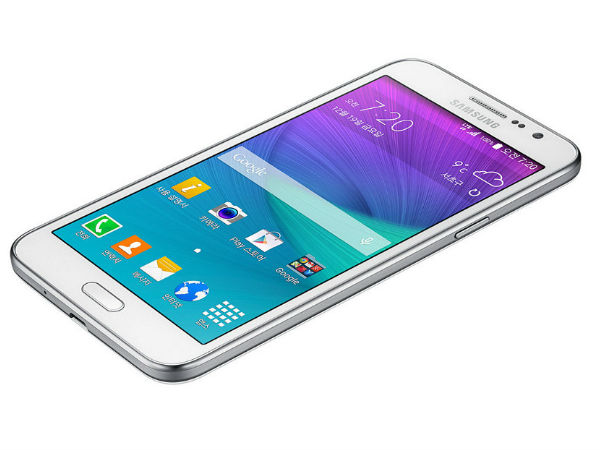 Samsung Galaxy Grand Max Now Official with 4G And13MP Camera