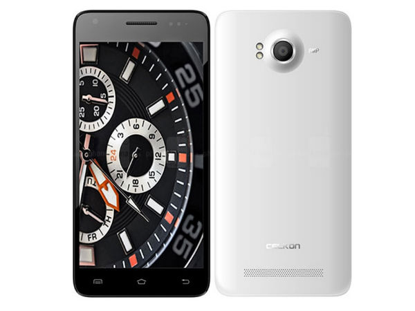 Celkon OCTA510 launched with Octa-Core CPU, 8MP Camera at Rs 8,990