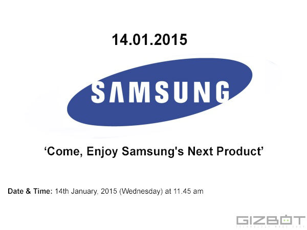 Samsung Galaxy J1 to launch on January 14 in India?