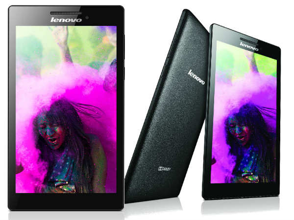 Lenovo launches tablet for Rs 4,999 exclusively with Snapdeal