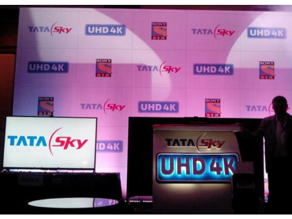 Tata Sky Launches 4K Content Set Top Box, Targeting ICC World Cup 2015