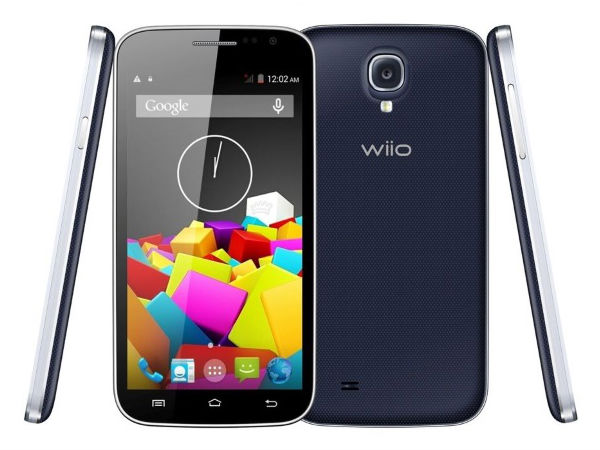 Wiio Wi Star 3G launched with 3G, KitKat at Rs 3,999