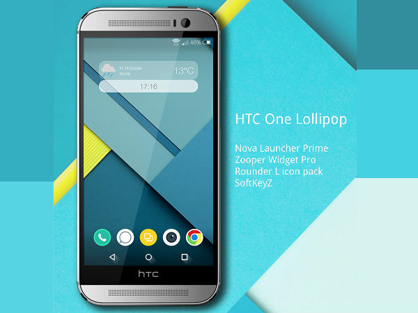 HTC to Roll-out Lollipop Update for One M8 Unlocked Variant