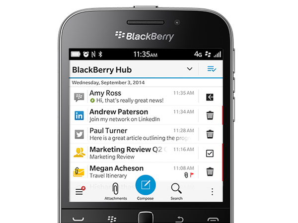 BlackBerry Q20 Classic Finally Launched in India at Rs 31,900