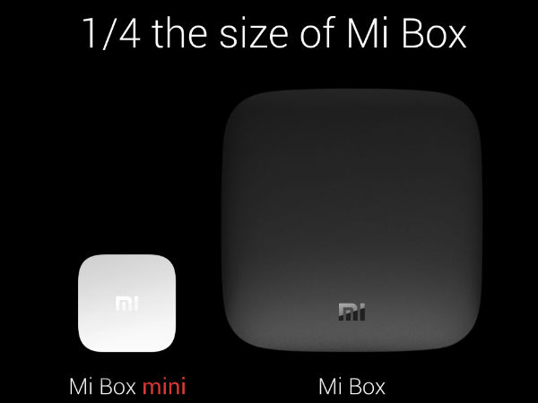 Xiaomi Mi Box Mini and Mi Headphones Launched Alongside Xiaomi Mi Note