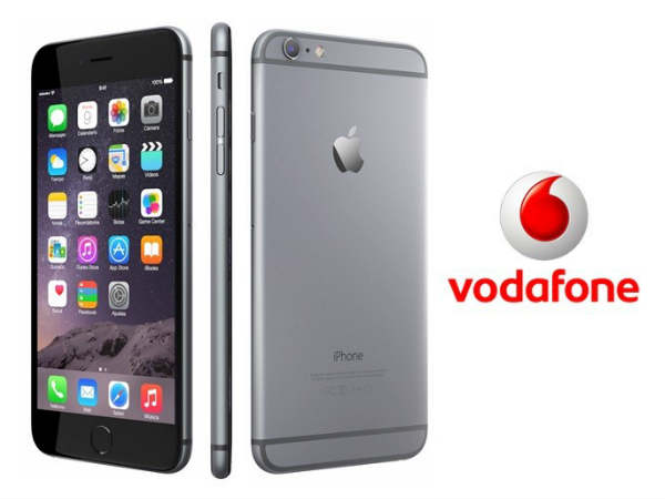 Vodafone Introduces EMI Schemes on iPhone Models