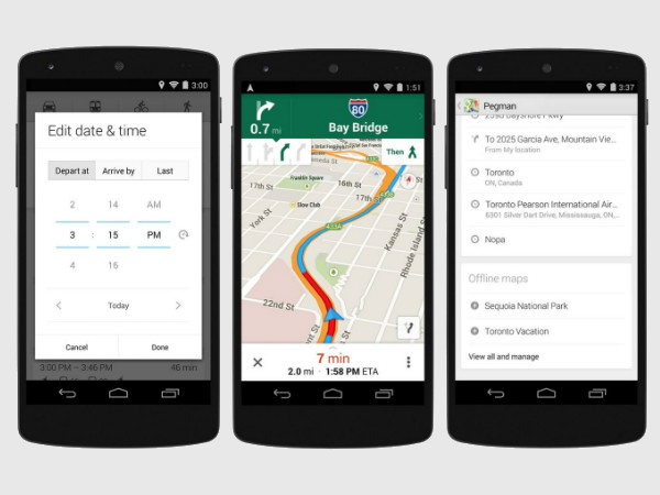 Google Maps: Voice-guided lane guidance now available in India
