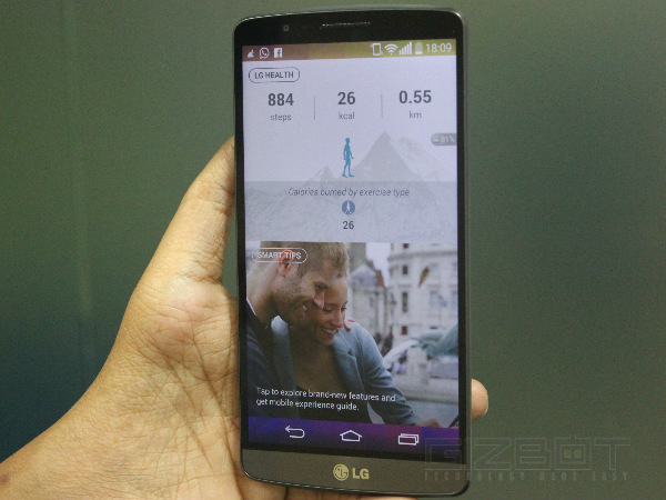 Alleged LG G4 Specs Leak: Snapdragon 810 CPU, 16MP Rear Camera