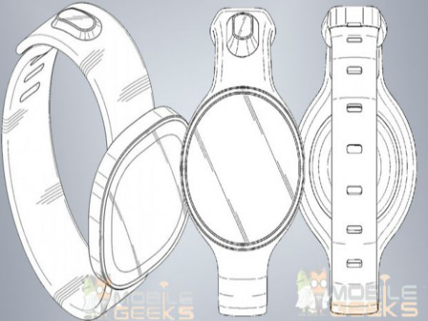 Samsung Speculated To Launch Round-Faced Smartwatch at MWC 2015