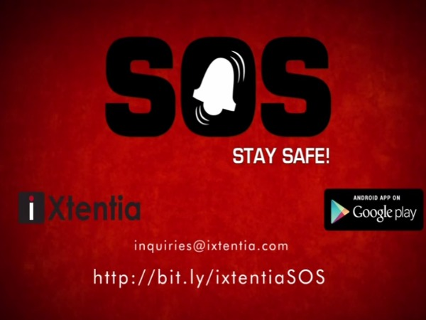 Car Rental Firm's Mobile App now Triggers SOS Message