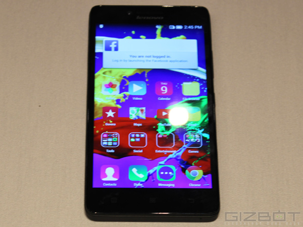 Lenovo A6000 First Look: 4G On A Budget