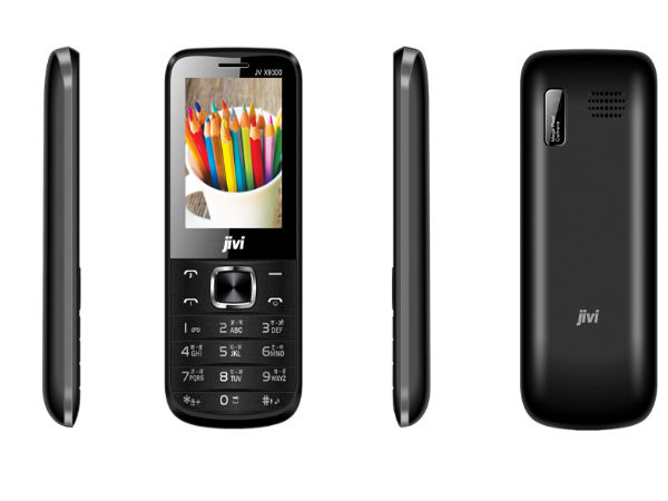 Jivi Mobiles Marks Sale of 2 Lakh Feature Phones Per Month
