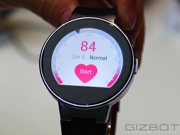 Alcatel OneTouch Watch First Look