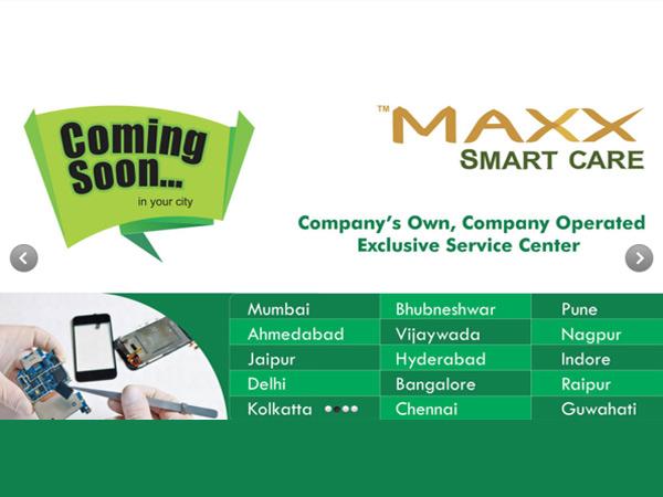 Maxx to open 100 Smartcare Service Centers in Metros