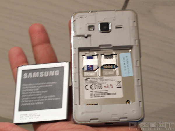 Samsung Z1 First Look