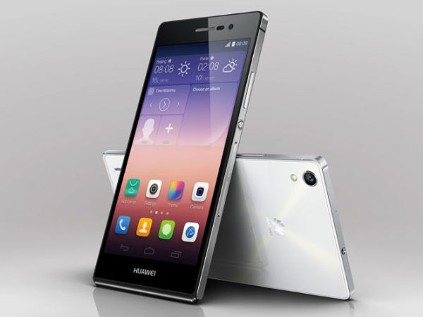Huawei Ascend P8:
