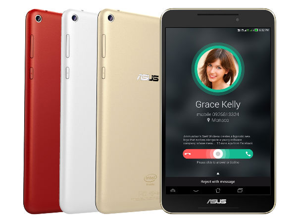ASUS Fonepad 8 FE380CG with 2GB RAM, Quad-core CPU Launched