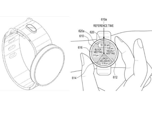 Samsung is Working on Round Smartwatch, Coming to MWC 2015