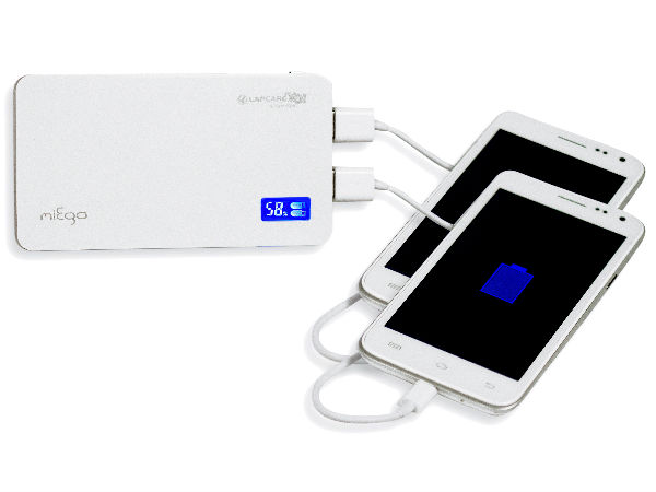 Lapcare Launches Yo! M-25 Power Bank with Functions of Hard Disk