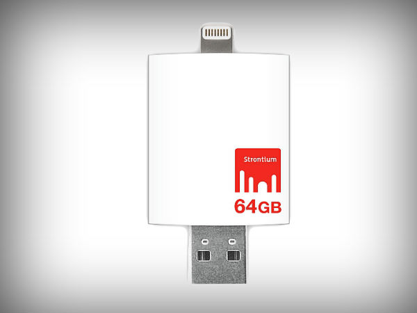 Strontium Launches Storage Products for Apple Devices