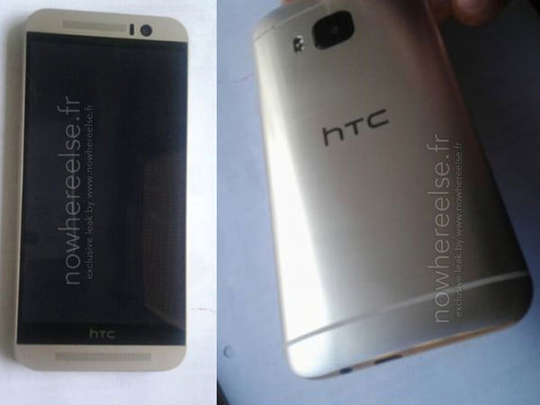 HTC One M9 Leaks Again Touting 20MP Camera: A Big Threat to Galaxy S6