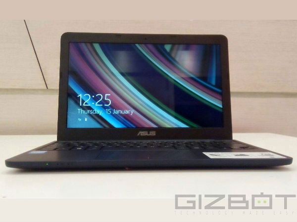 Asus EeeBook X205 Launched in India at Rs 14,999