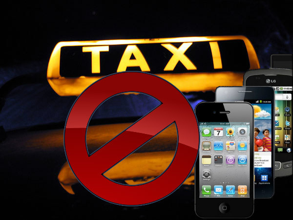 Why can't Sites of App-based Cab Services be Blocked? HC asks