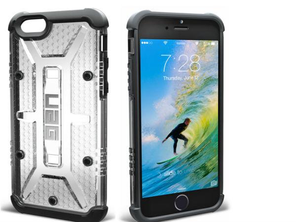 Iphone  Plus Uga Case