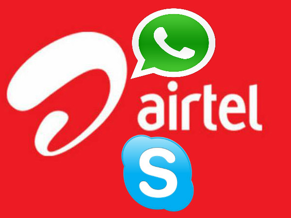 Telcos not against Skype, WhatsApp: Bharti
