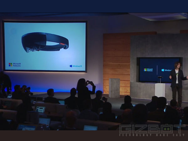 Microsoft with HoloLens Aims to Attack Google and Samsung