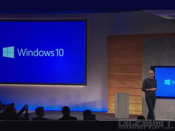 Microsoft Promises Free Windows 10 Upgrade For Win 7/8.1 users