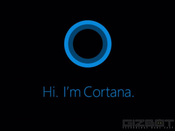 Cortana: Microsoft's Voice Assistant Coming to PC with Windows 10