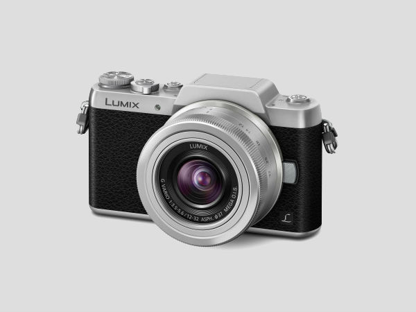 Panasonic LUMIX GF7: Premium 'Selfie' Camera With Tilt Screen Launched
