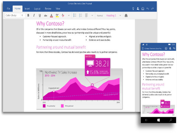 Microsoft To Launch Office 2016 Later This Year