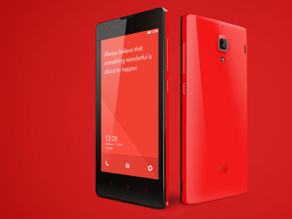 Refurbished Xiaomi Redmi Note 4G