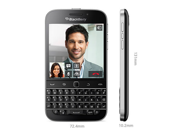 Return Your Old BlackBerry Phone to Get the New BlackBerry Classic