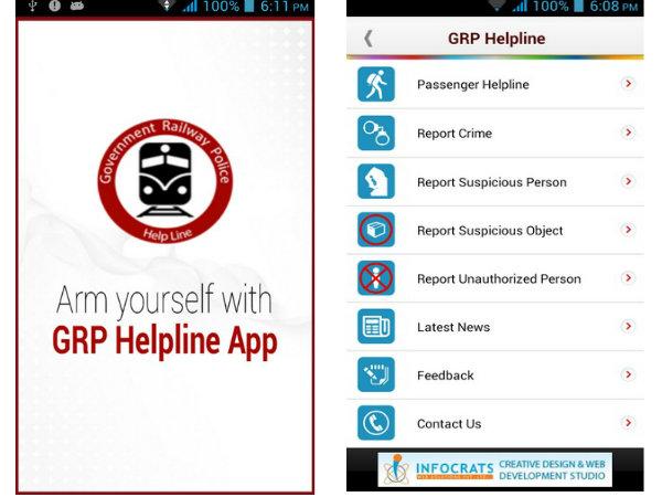 MP: Gaur launches GRP Helpline App for Rail Passenger Safety