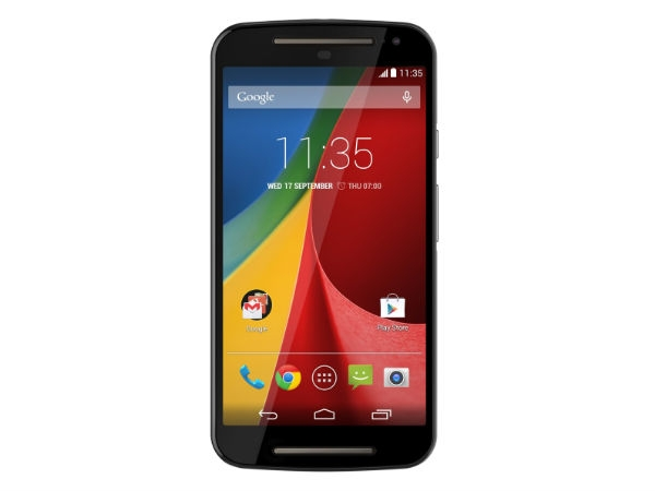 Android 5.0 Lollipop: Motorola Moto G and G2 Getting Updated in India