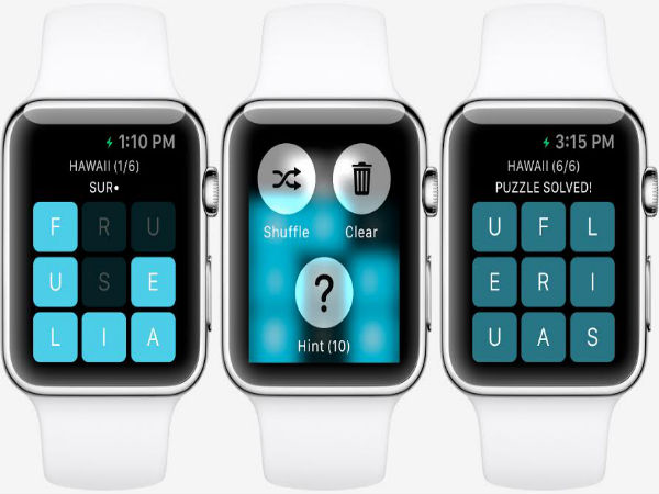 Letterpad Announced as Apple Watch First Game Reports TouchArcade