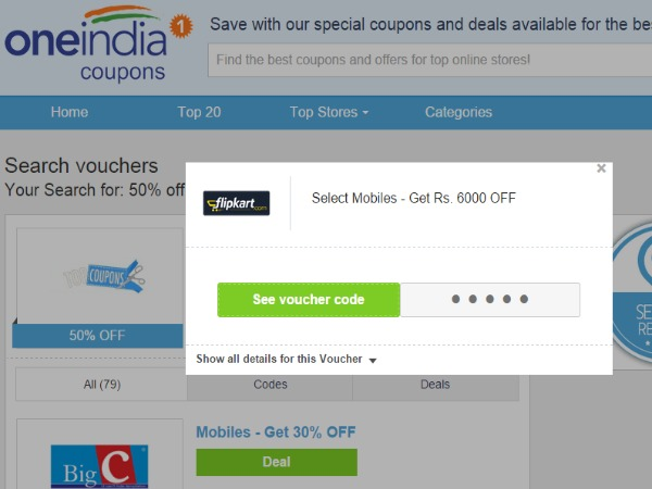 Get Rs. 6000 Off on Mobile Phones at Flipkart