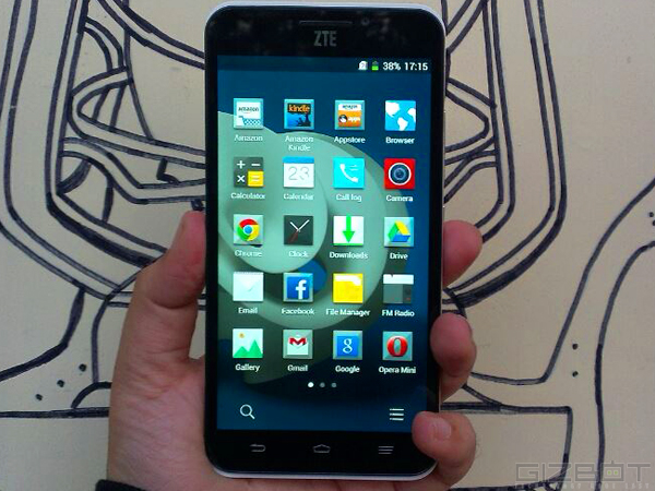 Four New Smartphones Launched By ZTE For 2015